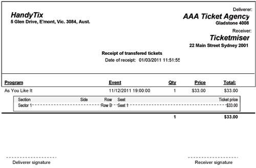 interticket online event ticketing system software demo